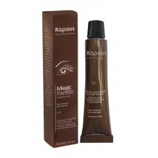 Краска Kapous для бровей  черная