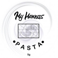 Паста для бровей My Hennas