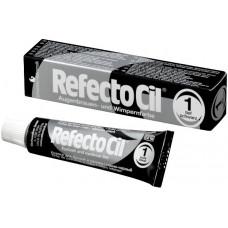 Краска Refectocil для бровей черный