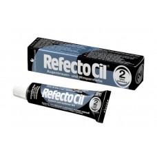 Краска Refectocil для бровей иссиня-черный
